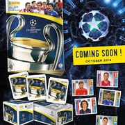 2014-15 Panini UEFA Champions League Sticker Collection