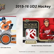 2015-16 Upper Deck Series 2 Hockey
