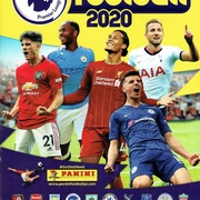 2020 Panini Football Premier League Sticker Collection