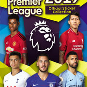 2018-19 Topps Premier League Sticker Collection