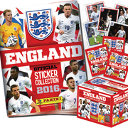 2016 Panini England Sticker Collection