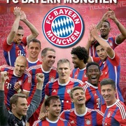 2014-15 Panini FC Bayern Munchen Stickers Collection