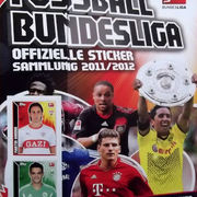 2011-12 Topps Bundesliga Sticker Collection