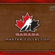 2015 Upper Deck Team Canada Master Collection Hockey