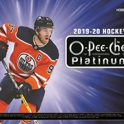 2019-20 O-Pee-Chee Platinum Hockey