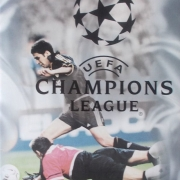 2000-01 Panini UEFA Champions League Sticker Collection