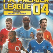 2003-04 Merlin English Premier League Sticker Collection