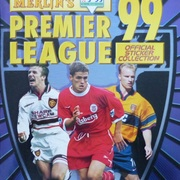 1998-99 Merlin English Premier League Sticker Collection