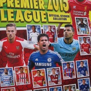 2014-15 Topps Premier League Sticker Collection