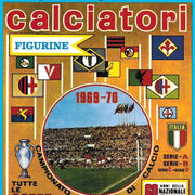 1969-70 Panini Calciatori Sticker Collection