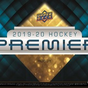 2019-20 Upper Deck Premier Hockey