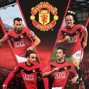 2009-10 Panini Manchester United Sticker Collection