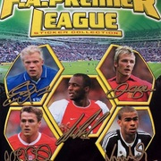 2002-03 Merlin English Premier League Sticker Collection