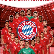 2019-20 Panini FC Bayern Munchen Stickers Cards Collection