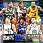 2019-20 Panini NBA Sticker Collection (European version)
