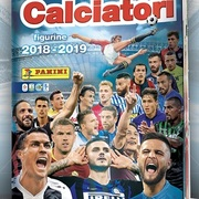 2018-19 Panini Calciatori Sticker Collection