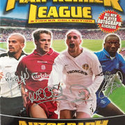 2001-02 Merlin English Premier League Sticker Collection