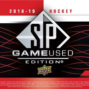 2018-19 SP Game Used Hockey