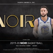 2019-20 Panini Noir Basketball