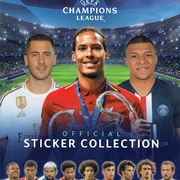 2019-20 Topps UEFA Champions League Sticker Collection