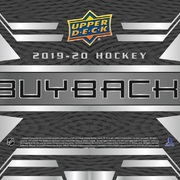 2019-20 Upper Deck Buybacks Hockey
