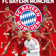 2011-12 Panini FC Bayern Munchen Stickers Collection