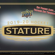 2019-20 Upper Deck Stature Hockey
