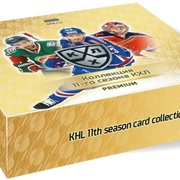2018-19 Sereal Premium KHL 11th Season Hockey