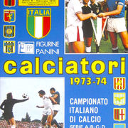 1973-74 Panini Calciatori Sticker Collection