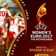 2017 Panini UEFA Euro Cup Womens Sticker Collection