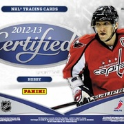 2012-13 Panini Certified Hockey
