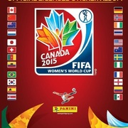 2015 Panini FIFA World Cup Womens Sticker Collection