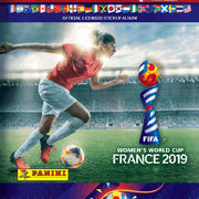 2019 Panini FIFA World Cup Womens Sticker Collection