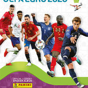 2019 Panini Road to UEFA Euro 2020 Sticker Collection
