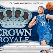 2018-19 Panini Crown Royale Basketball