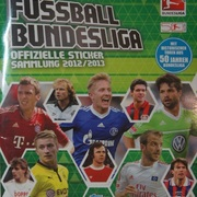 2012-13 Topps Bundesliga Sticker Collection
