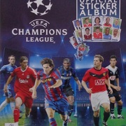 2009-10 Panini UEFA Champions League Sticker Collection