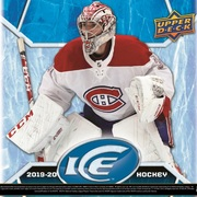 2019-20 Upper Deck Ice Hockey