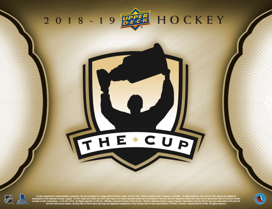 2018-19 Upper Deck The Cup Hockey Checklist