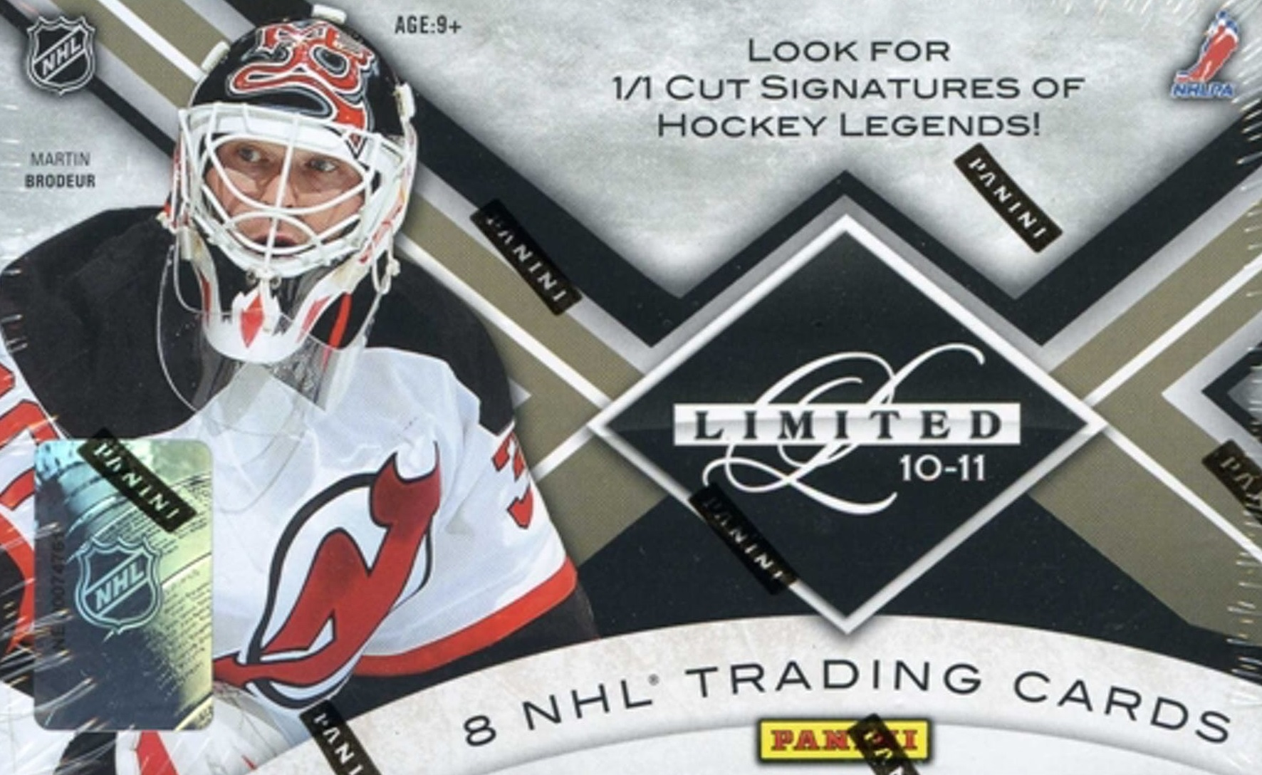 2010-11 Panini Limited Hockey Checklist